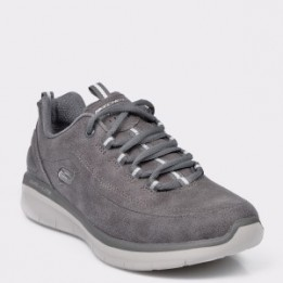 Pantofi sport SKECHERS gri, 12934, din material textil