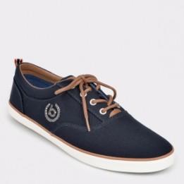Pantofi sport BUGATTI bleumarin, 50204, din material textil