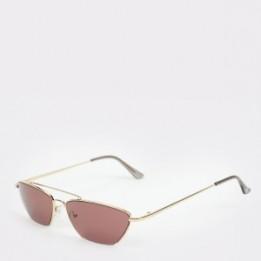 Ochelari de soare EPICA roz, 645131B, din PVC