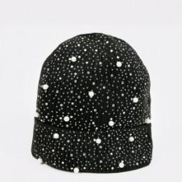 Caciula ALDO neagra, Kedelindra001, din material textil
