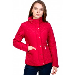 Jacheta casual rosie matlasata M119 R