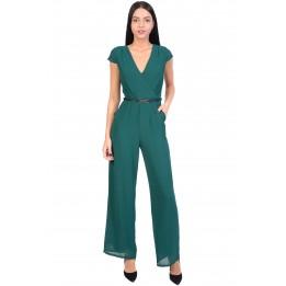 Salopeta de dama verde 8746V