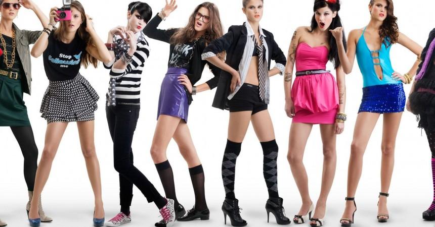 Asortarea hainelor conform culorii parului